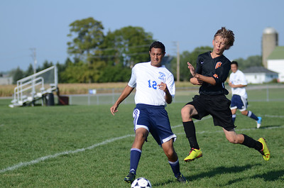 Oswego East Fresh  boys soccer Vs Minooka 011