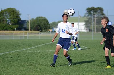 Oswego East Fresh  boys soccer Vs Minooka 009