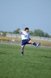 Oswego East Fresh  boys soccer Vs Minooka 047