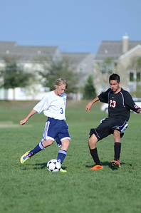 Oswego East Fresh  boys soccer Vs Minooka 023