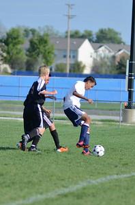 Oswego East Fresh  boys soccer Vs Minooka 033