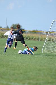 Oswego East Fresh  boys soccer Vs Minooka 044