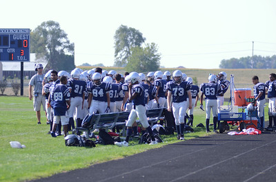 Oswego East Fresh  football Vs Rich So  2012 002
