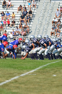 Oswego East Fresh  football Vs Rich So  2012 020