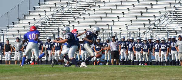Oswego East Fresh  football Vs Rich So  2012 016