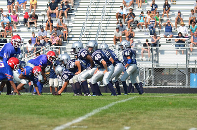 Oswego East Fresh  football Vs Rich So  2012 021