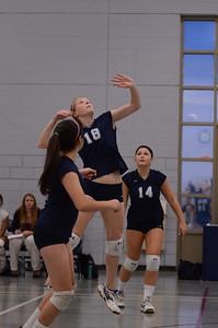 Oswego East Volleyball Vs Metea Valley 2012 294