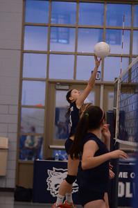 Oswego East Volleyball Vs Metea Valley 2012 332
