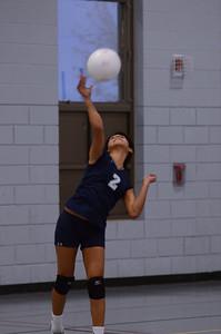 Oswego East Volleyball Vs Metea Valley 2012 322
