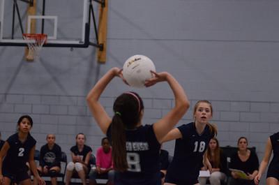 Oswego East Volleyball Vs Metea Valley 2012 337
