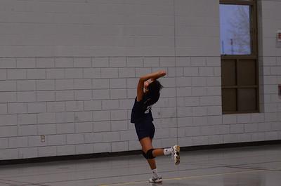 Oswego East Volleyball Vs Metea Valley 2012 346