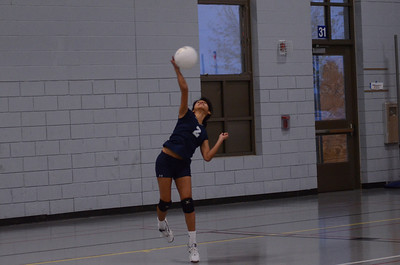 Oswego East Volleyball Vs Metea Valley 2012 335