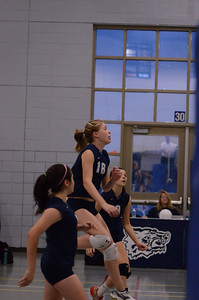 Oswego East Volleyball Vs Metea Valley 2012 327