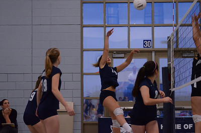 Oswego East Volleyball Vs Metea Valley 2012 317