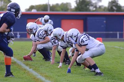 Oswego East Freshmen Football Vs Oswego 2012 030