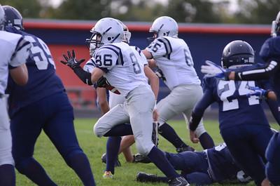 Oswego East Freshmen Football Vs Oswego 2012 034
