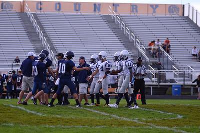Oswego East Freshmen Football Vs Oswego 2012 008