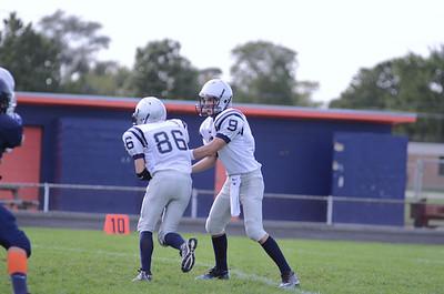 Oswego East Freshmen Football Vs Oswego 2012 040
