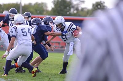 Oswego East Freshmen Football Vs Oswego 2012 043