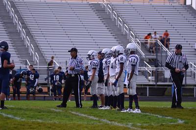 Oswego East Freshmen Football Vs Oswego 2012 007