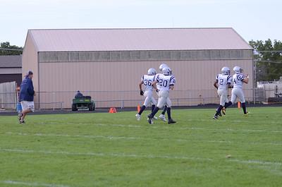 Oswego East Freshmen Football Vs Oswego 2012 013