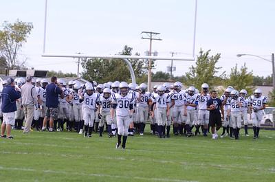 Oswego East Freshmen Football Vs Oswego 2012 016