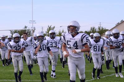 Oswego East Freshmen Football Vs Oswego 2012 017
