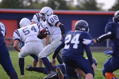 Oswego East Freshmen Football Vs Oswego 2012 033