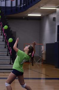 Oswego East Vs Oswego (Volley for a cure 2012) 023