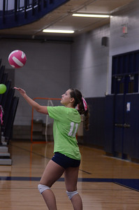 Oswego East Vs Oswego (Volley for a cure 2012) 021