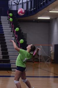 Oswego East Vs Oswego (Volley for a cure 2012) 024
