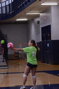 Oswego East Vs Oswego (Volley for a cure 2012) 028