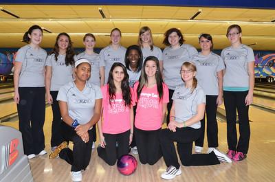 Oswego East Girls Bowling Vs Oswego 2012 007