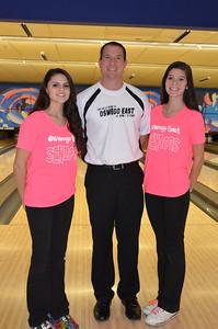 Oswego East Girls Bowling Vs Oswego 2012 008