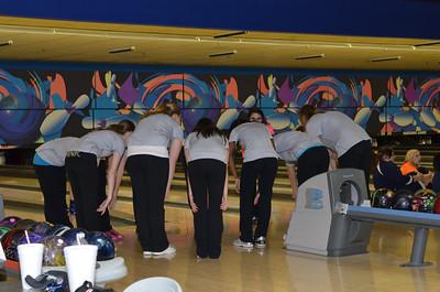 Oswego East Girls Bowling Vs Oswego 2012 023