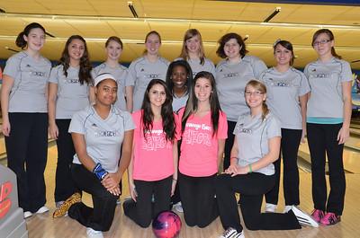 Oswego East Girls Bowling Vs Oswego 2012 005