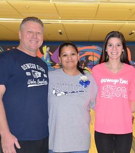 Oswego East Girls Bowling Vs Oswego 2012 021