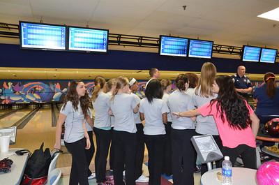Oswego East Girls Bowling Vs Oswego 2012 010