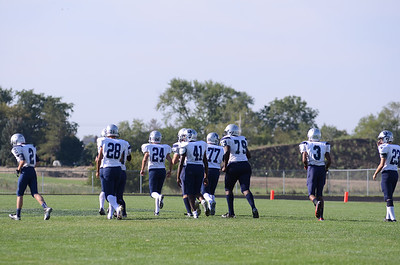 Oswego East Jv Football Vs Minooka 2012 005