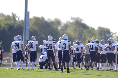 Oswego East Jv Football Vs Minooka 2012 001