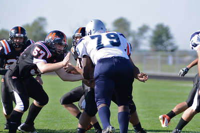 Oswego East Jv Football Vs Minooka 2012 013