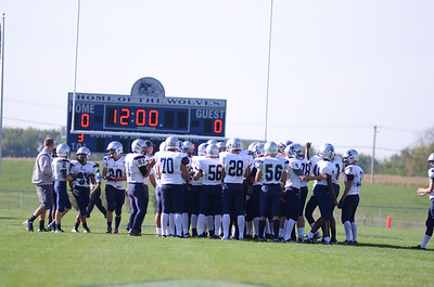 Oswego East Jv Football Vs Minooka 2012 004
