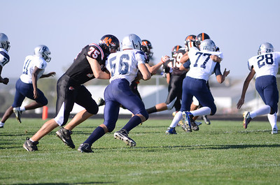 Oswego East Jv Football Vs Minooka 2012 006