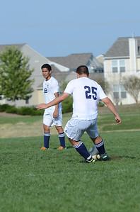 Oswego East Jv boys soccer Vs Lockport 2012 046