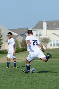 Oswego East Jv boys soccer Vs Lockport 2012 045