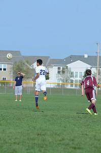 Oswego East Jv boys soccer Vs Lockport 2012 033