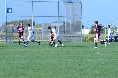 Oswego East Jv boys soccer Vs Lockport 2012 059