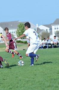 Oswego East Jv boys soccer Vs Lockport 2012 036