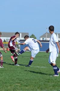 Oswego East Jv boys soccer Vs Lockport 2012 043