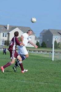 Oswego East Jv boys soccer Vs Lockport 2012 010